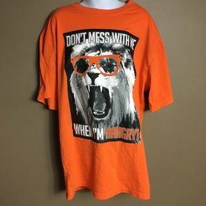 Dont mess with me when im hangry shirt XL 14-16
